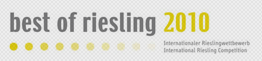 Logo Best of Riesling 2010